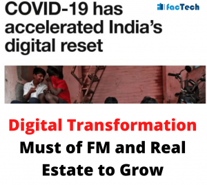 digital transformation of facility management companies and real estate