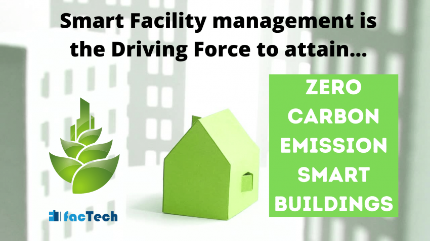 Smart Buildings with CAFM CMMS System IoT AI