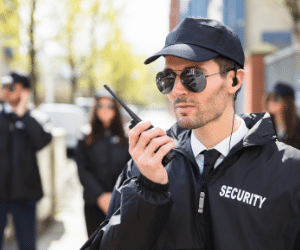 Increase your security through Visitor Management